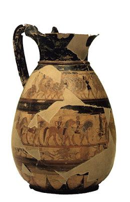 Ceramica Greca Dal Protogeometrico Al Protoattico Osservarcheologia